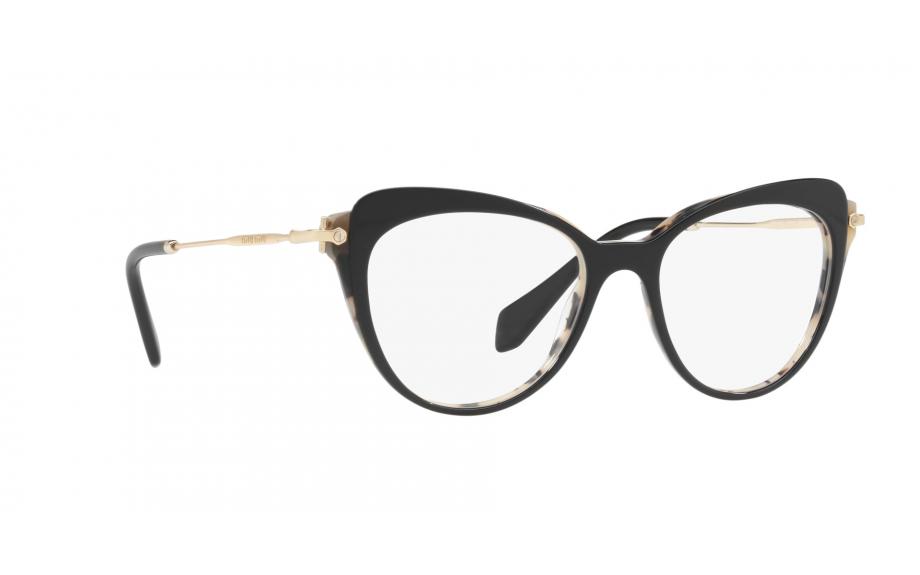 ec8e0c0df69e Miu Miu MU 01QV ROK1O1 50 Glasses - Free Shipping