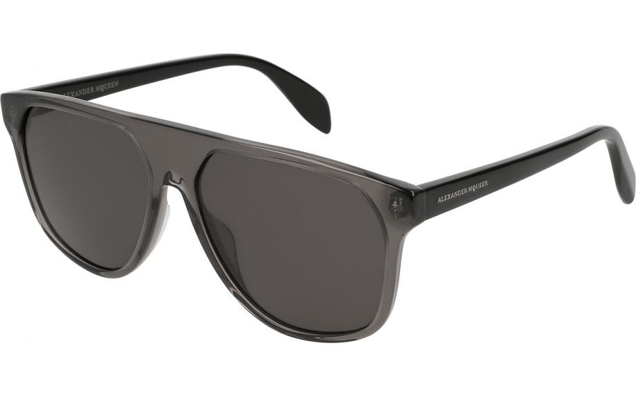 eeb4a770c959 Alexander McQueen AM0146S 001 58 Sunglasses - Free Shipping