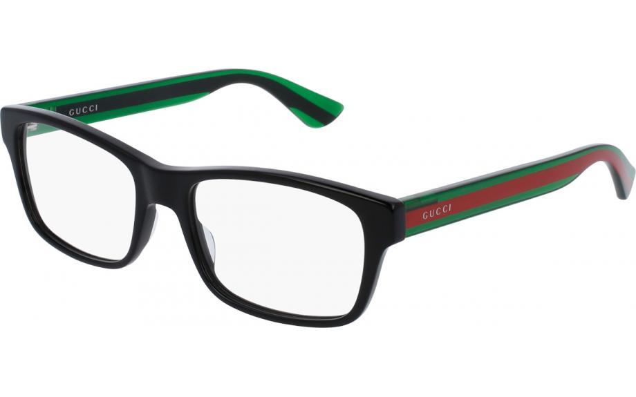 Gucci GG0006O 006 55 Glasses - Free Shipping | Shade Station
