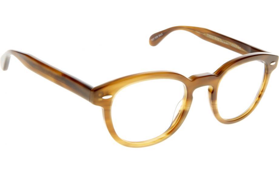 123905b4ed7 Oliver Peoples Sheldrake OV5036 1579 49 Glasses - Free Shipping ...